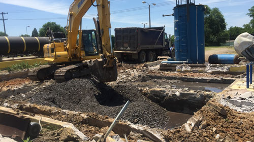 Demolition and Soil Remediation