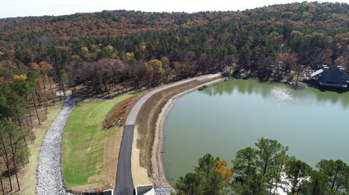 Lake Spillway Improvements