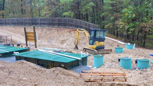 Wastewater Treatment Plant Replacement